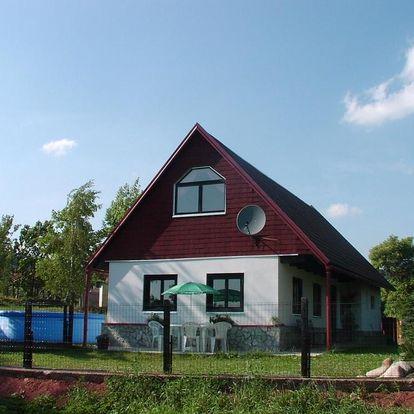 Královehradecký kraj: Holiday home in Vlcice u Trutnova 2323