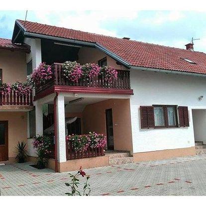 Chorvatsko - Plitvická jezera: Guesthouse Ante Hodak
