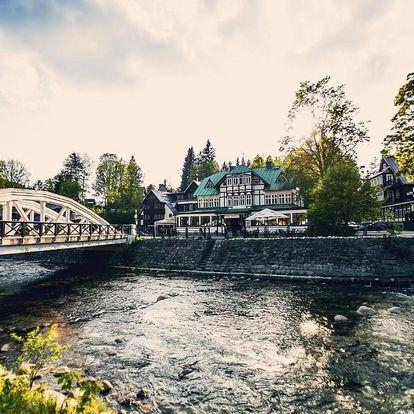 Královohradecký kraj: Depandance Villa Hubertus