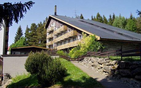 Šumava, hotel Srní**** uprostřed krásné přírody