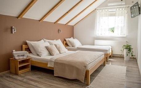 Chorvatsko - Plitvická jezera: Guesthouse Rubcic