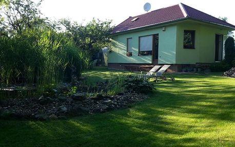Znojmo, Jihomoravský kraj: Prázdninový dům u lesa