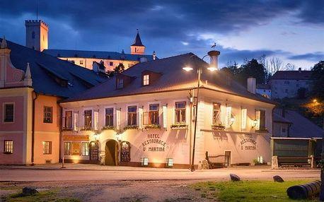Rožmberk nad Vltavou - Hotel U MARTINA, Česko
