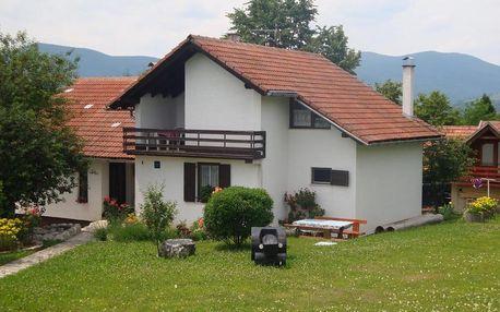 Chorvatsko - Plitvická jezera: Guest house Jandric