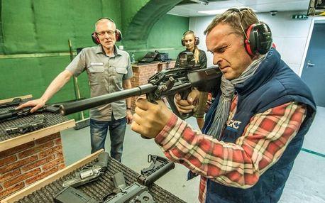 Střelecké balíčky: české zbraně nebo Counter Strike