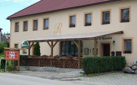 Frymburk, Jihočeský kraj: Penzion restaurace U Racaku