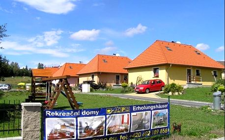 Frymburk, Jihočeský kraj: Apartmány holiday Frymburk