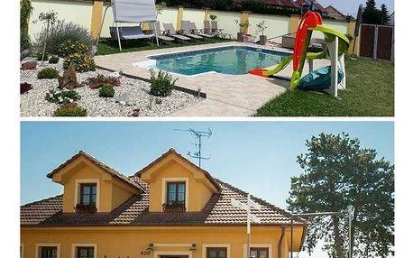 Jižní Morava: Apartmány na kolonádě