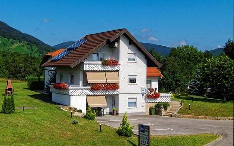 Chorvatsko - Plitvická jezera: Guesthouse Franjkovic