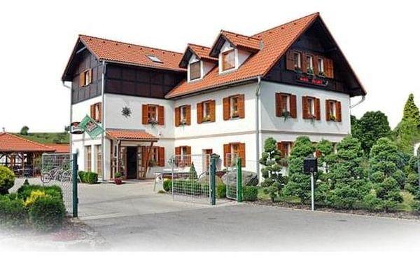 Národní park České Švýcarsko: Apartmány Rosalka