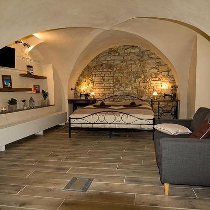 Litoměřice, Ústecký kraj: Apartmán U Gotického dvojčete