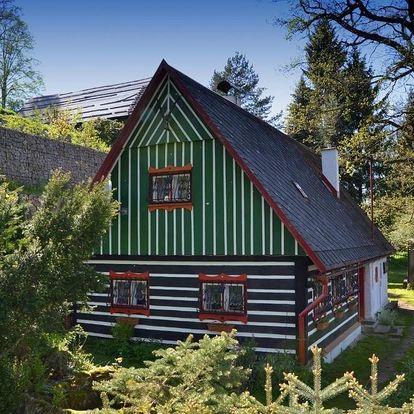 Liberecký kraj: Chalupa Bumbálka