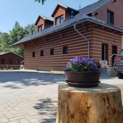 Tři Studně, Vysočina: Ubytování Tři Studně