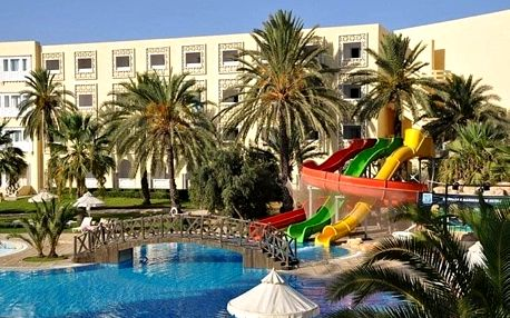 Tunisko - Sousse letecky na 6-13 dnů, all inclusive
