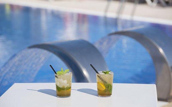Playa Azul, Menorca, Španělsko, Menorca, letecky, polopenze3