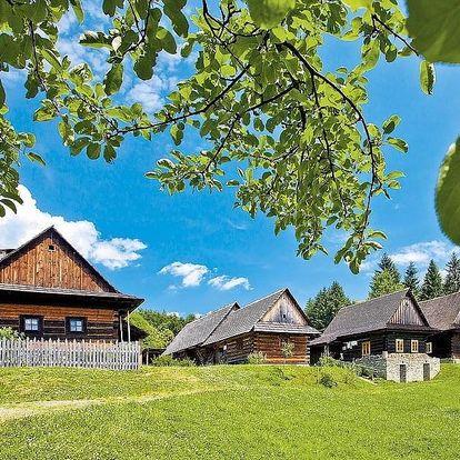 Výlety do Rožnova Valašsko - Beskydy na 2 až 4 noci Vila Hedvika, Beskydy a Valašsko
