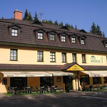Královohradecký kraj: Hotel Krokus
