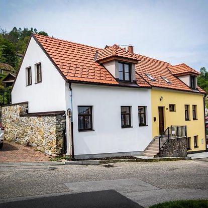 Jižní Čechy: Apartmány Delanta