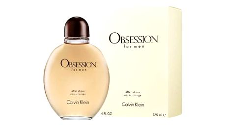 Calvin Klein Obsession For Men 125 ml voda po holení pro muže