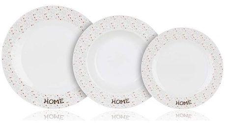 Banquet 18dílná jídelní sada Home II.