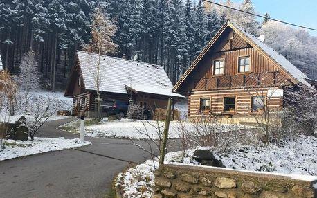 Sunny Hill Cottages: Chalupy v Černém Dole