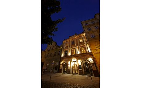 Pobyt pro dva v centru Prahy v luxusním hotelu Antik****
