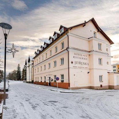 Konstantinovy Lázně, Plzeňský kraj: Hotel Jitřenka