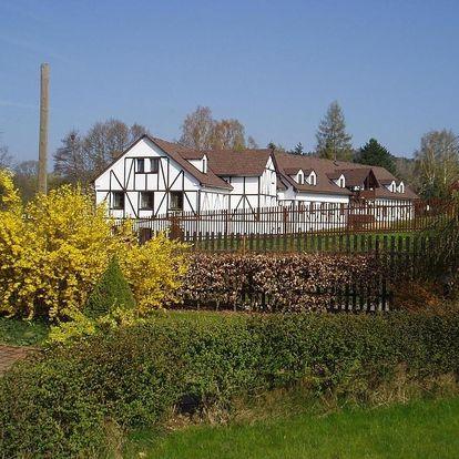 Lužické hory: Restaurace a Penzion Česká Hospoda