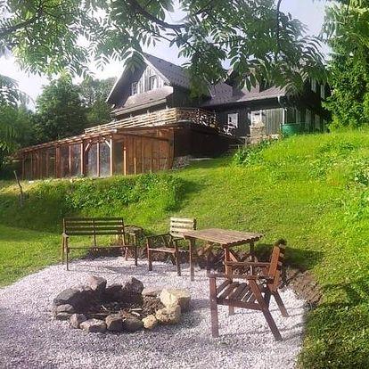 Liberecký kraj: Horská Chata Hříbek