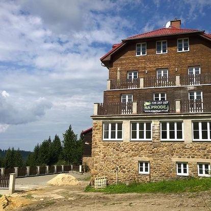Beskydy: Apartman v Beskydech