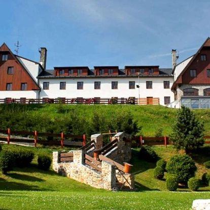 Jeseníky: Horský Hotel Kopřivná