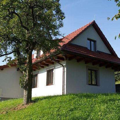 Moravskoslezský kraj: Chalupa pod Hruškou