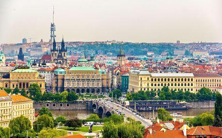 Hostel Elf v Praze na Žižkově se snídaní