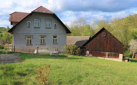 Český ráj: Ubytování na sýpce