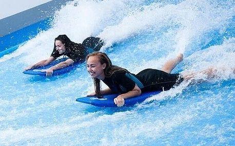 Double bodyboarding