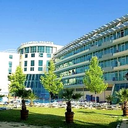 Bulharsko - Burgas letecky na 8-12 dnů