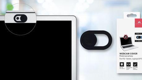 Chraňte své soukromí: bezpečnostní kryt na webkameru