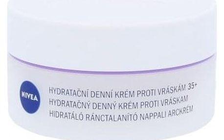 Nivea Anti Wrinkle + Moisture 50 ml protivráskový pleťový krém pro ženy