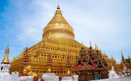 BARMA - země chrámů a pagod, Asie