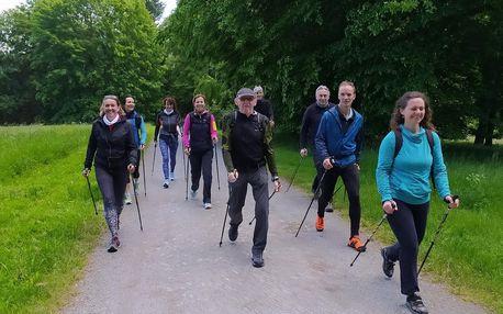 4hodinový základní kurz Nordic Walking