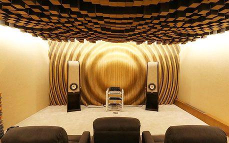 Poslechový zážitek pro milovníky hudby