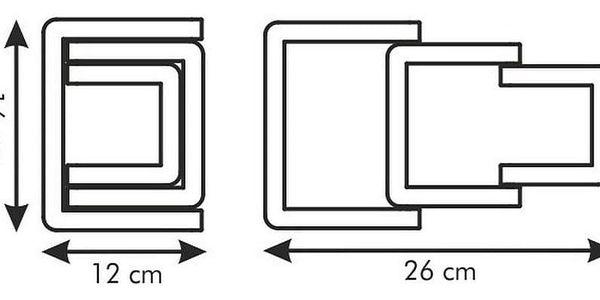 Tescoma Podložka rozkládací ONLINE, dřevěná2