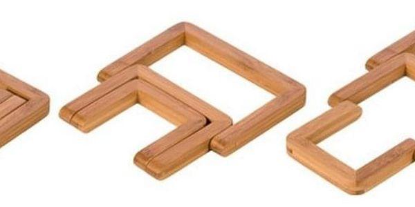 Tescoma Podložka rozkládací ONLINE, dřevěná3