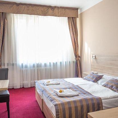 Praha: Hotel Meda