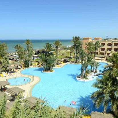 Tunisko - Djerba letecky na 8-16 dnů, all inclusive