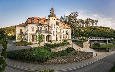 Oblíbený wellness hotel v Luhačovicích s meditační jurtou