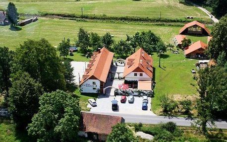 Nové Hrady, Jihočeský kraj: Penzion Kaminek