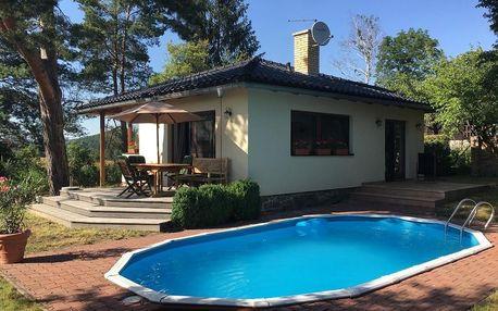 Středočeský kraj: Prázdninový dům s bazénem