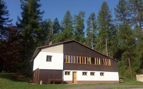 Moravskoslezský kraj: Chata Kovářov v Jeseníkách - pouze pro rodinnou rekreaci