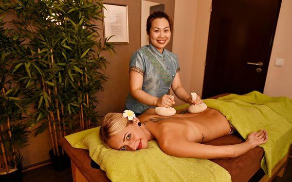 100 minut relaxace s masáží a aroma lázní5